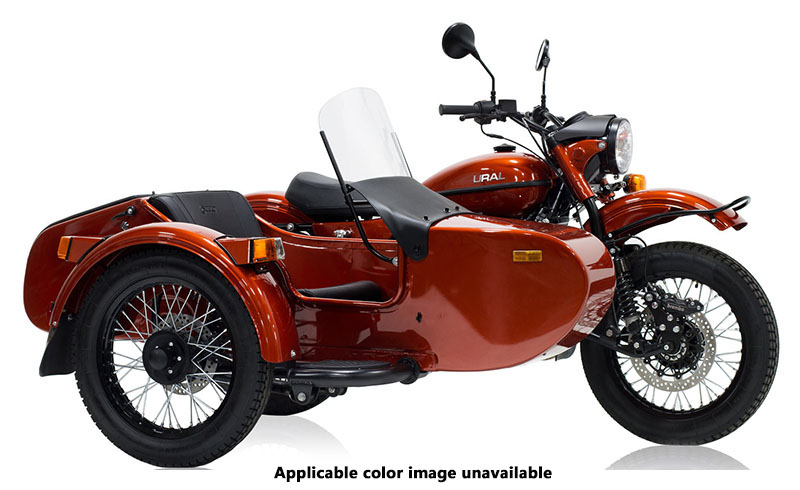 2021 Ural Motorcycles CT in Edwardsville, Illinois - Photo 1
