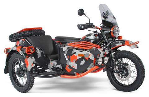 2021 Ural Motorcycles Gear Up GEO in Moline, Illinois