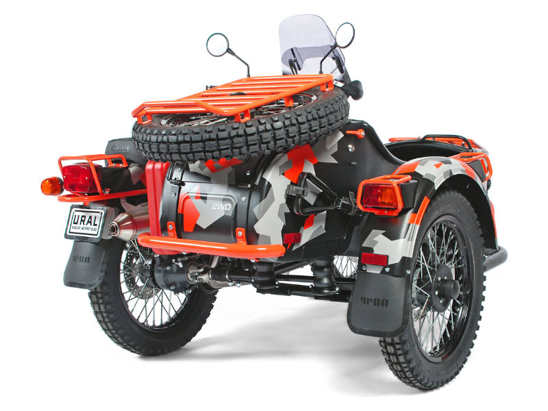 2021 Ural Motorcycles Gear Up GEO in Edwardsville, Illinois - Photo 3