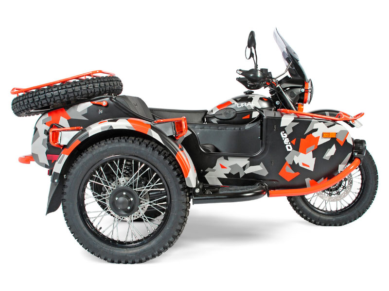 2021 Ural Motorcycles Gear Up GEO in Edwardsville, Illinois - Photo 5