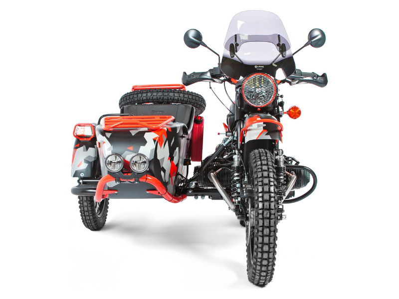 2021 Ural Motorcycles Gear Up GEO in Edwardsville, Illinois - Photo 6