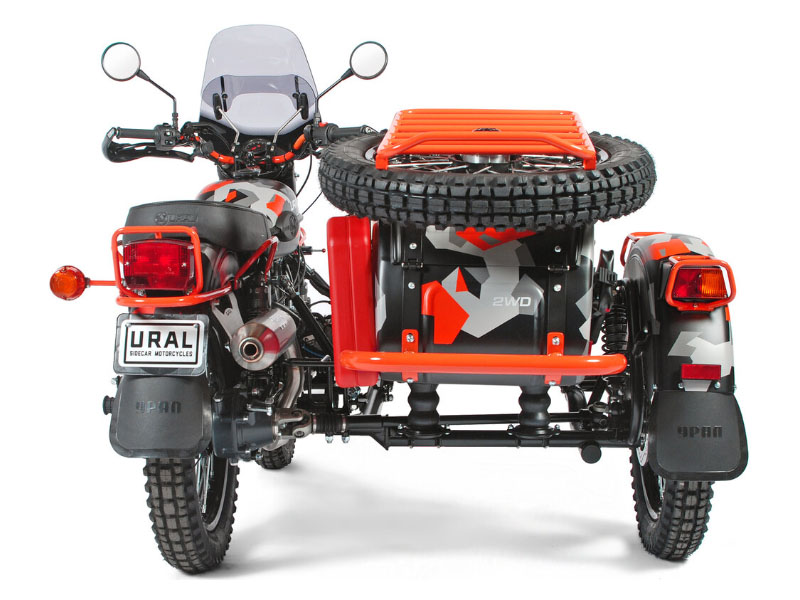 2021 Ural Motorcycles Gear Up GEO in Newport, Maine - Photo 7