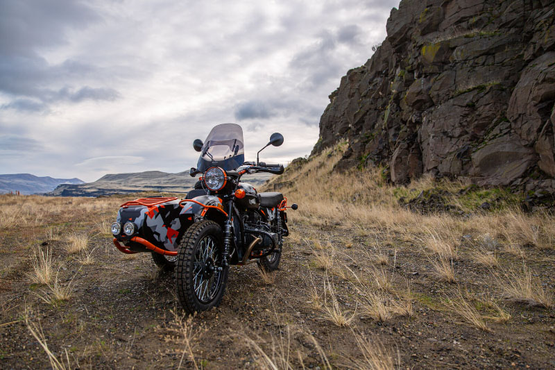 2021 Ural Motorcycles Gear Up GEO in Edwardsville, Illinois - Photo 8