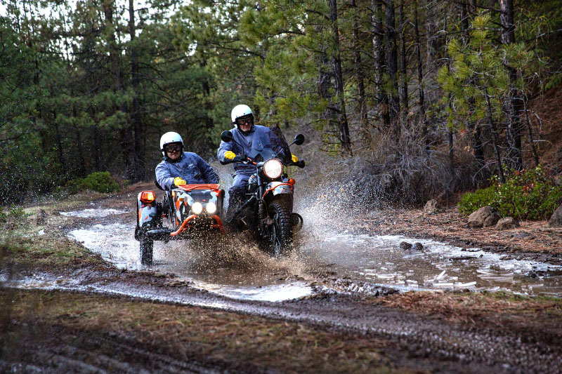 2021 Ural Motorcycles Gear Up GEO in Edwardsville, Illinois - Photo 9