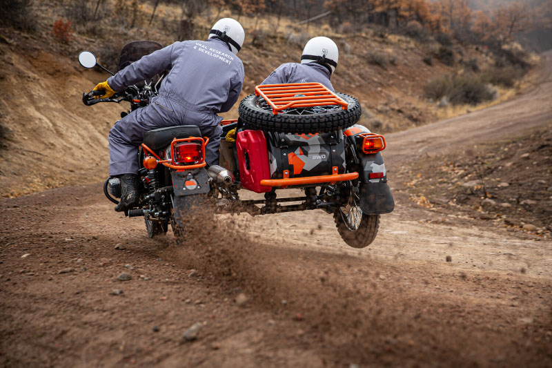2021 Ural Motorcycles Gear Up GEO in Newport, Maine - Photo 10