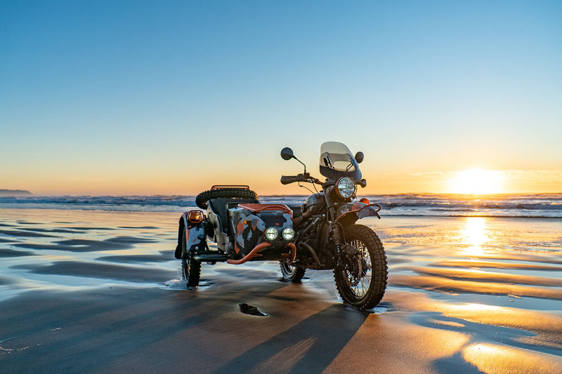 2021 Ural Motorcycles Gear Up GEO in Newport, Maine - Photo 12