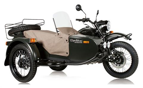 2021 Ural Motorcycles Sportsman Adventurer Camp Wandawega Edition in Moline, Illinois