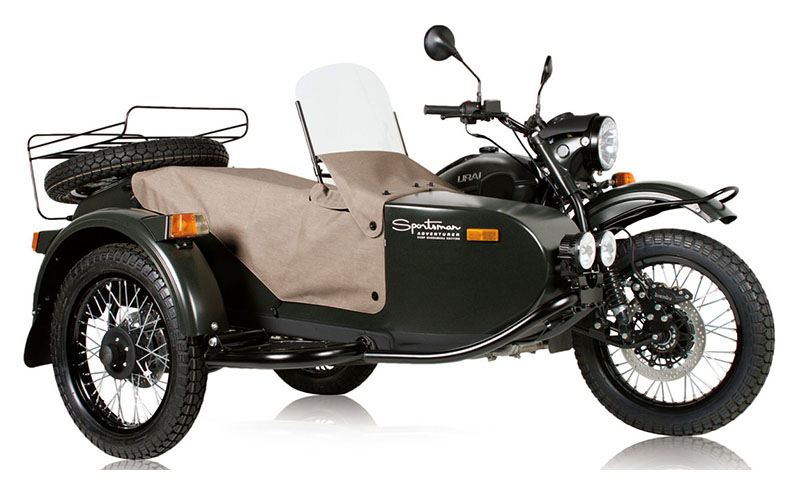 2021 Ural Motorcycles Sportsman Adventurer Camp Wandawega Edition in Ferndale, Washington - Photo 1