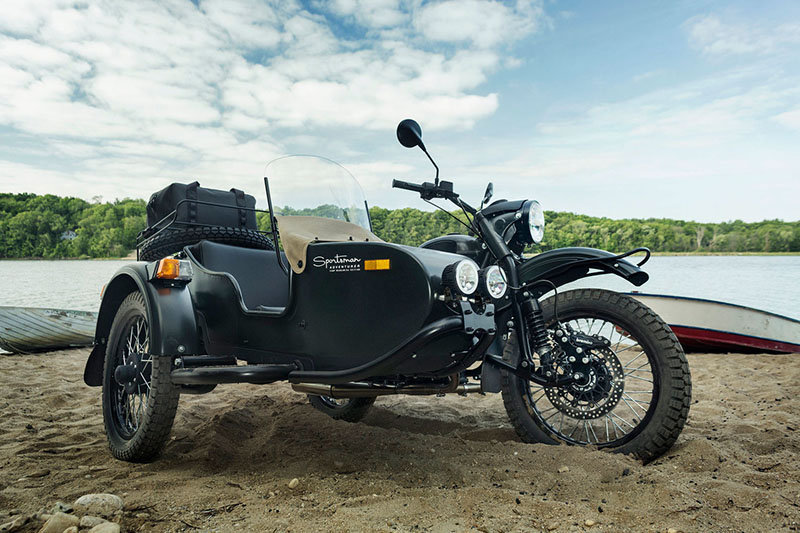 2021 Ural Motorcycles Sportsman Adventurer Camp Wandawega Edition in Ferndale, Washington - Photo 3