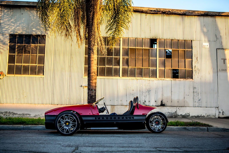 2019 Vanderhall Motor Works Venice in Fleming Island, Florida - Photo 11