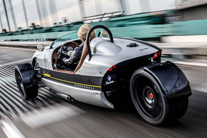 2019 Vanderhall Motor Works Venice Speedster in Mahwah, New Jersey - Photo 7