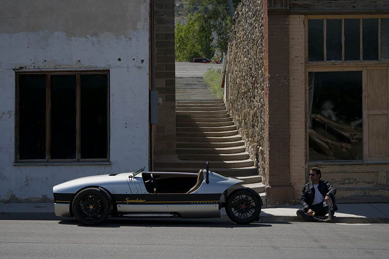 2019 Vanderhall Motor Works Venice Speedster in Murrells Inlet, South Carolina - Photo 10
