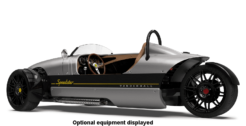 2019 Vanderhall Motor Works Venice Speedster in Mahwah, New Jersey - Photo 4