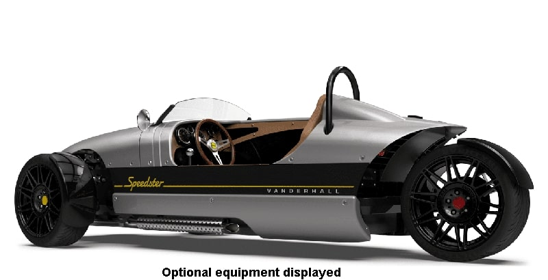 2019 Vanderhall Motor Works Venice Speedster in Mahwah, New Jersey - Photo 2