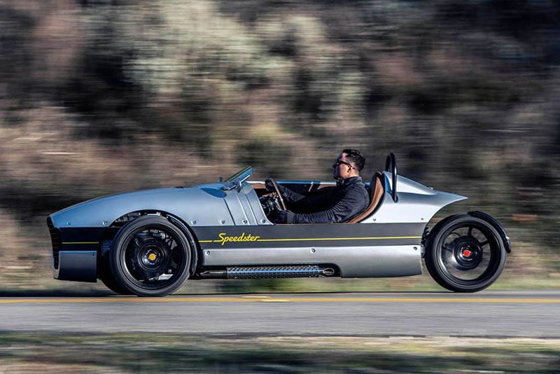 2020 Vanderhall Motor Works Venice Speedster in Mahwah, New Jersey - Photo 9