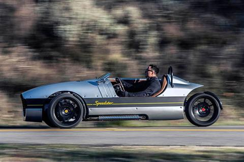 2020 Vanderhall Motor Works Venice Speedster in Depew, New York - Photo 9