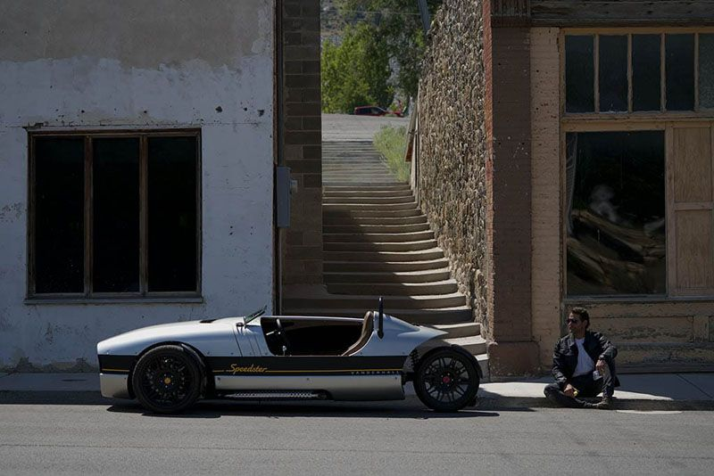 2020 Vanderhall Motor Works Venice Speedster in Depew, New York - Photo 10
