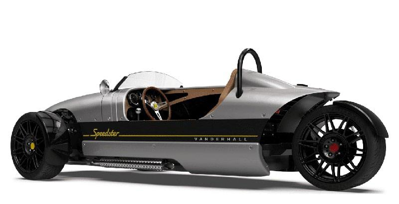 2020 Vanderhall Motor Works Venice Speedster in Mahwah, New Jersey - Photo 2