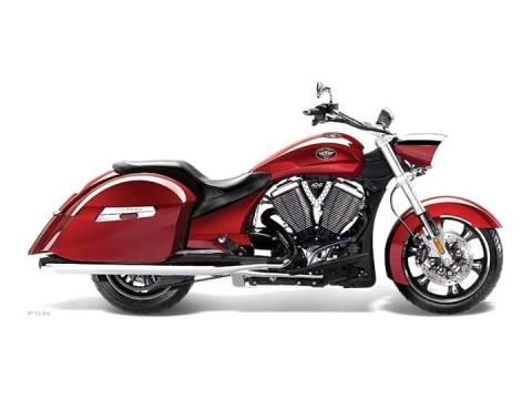 2012 Victory Cross Roads® in EL Cajon, California