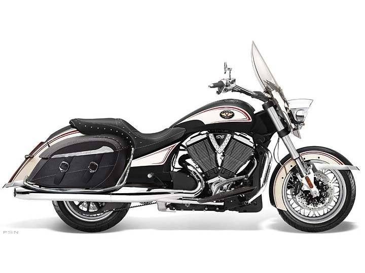 2012 Victory Cross Roads® Classic Limited Edition in EL Cajon, California
