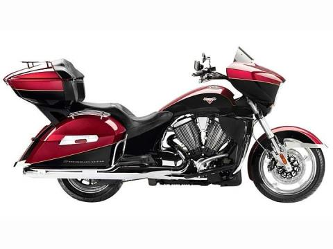 2014 Victory 15th Anniversary Cross Country Tour® Limited Edition in Wytheville, Virginia