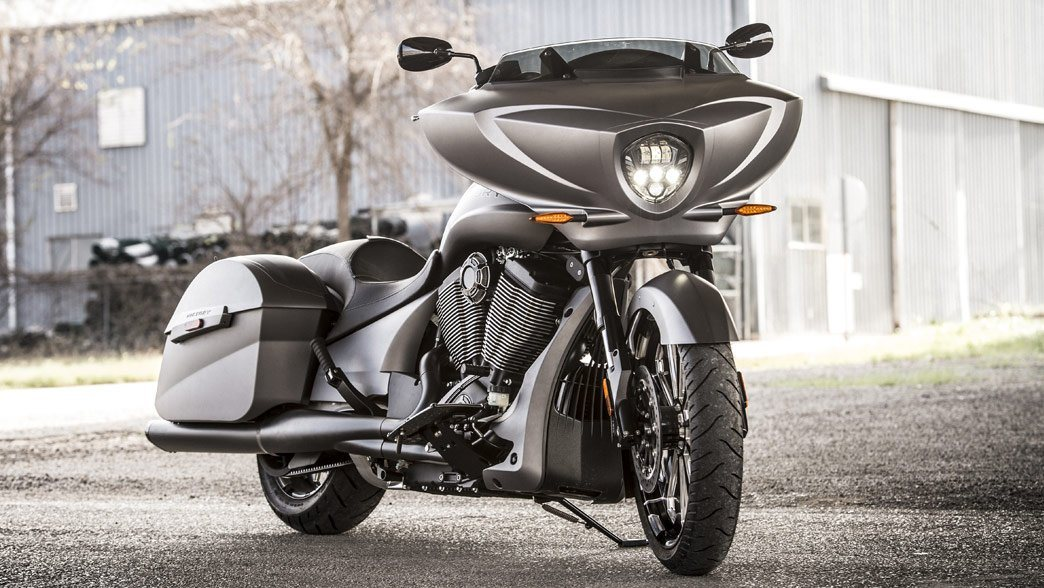 2016 Victory Magnum X-1 Stealth Edition in Elkhart, Indiana