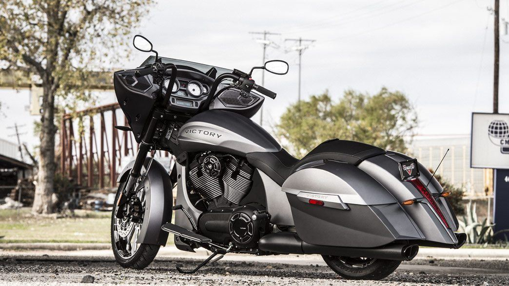 2016 Victory Magnum X-1 Stealth Edition in Staten Island, New York - Photo 5