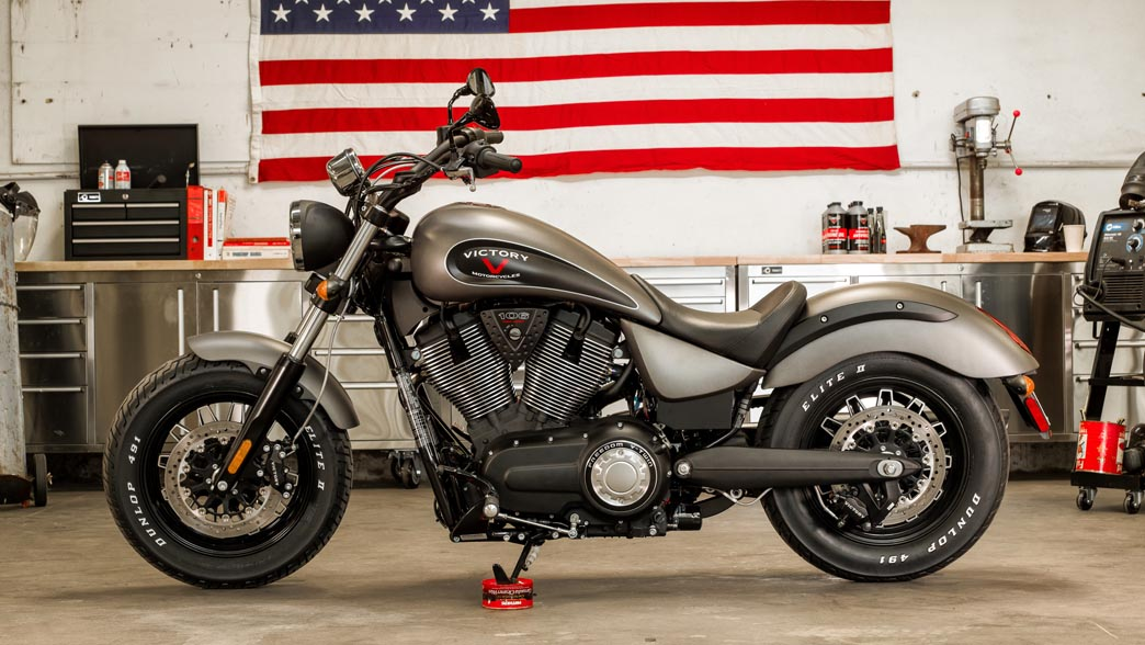 2017 Victory Gunner in Utica, New York