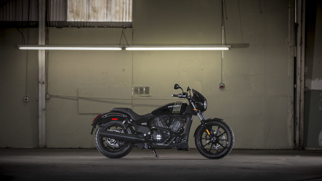 2017 Victory Octane in Dublin, California