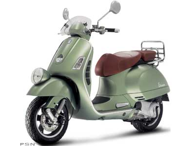 2008 Vespa GTV 250 in Shelbyville, Indiana