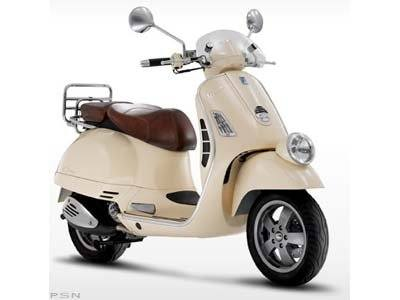 2010 Vespa GTV 250 in Shelbyville, Indiana