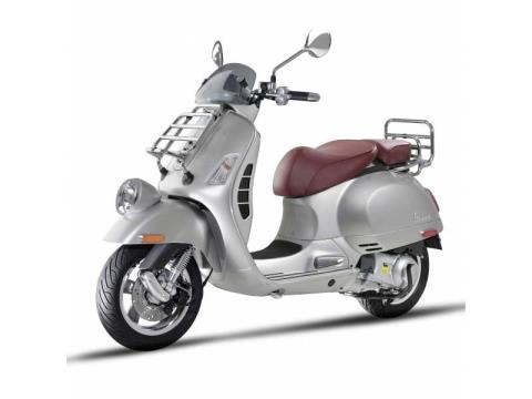 2015 Vespa GTV 300 i.e. ABS in Oakland, California
