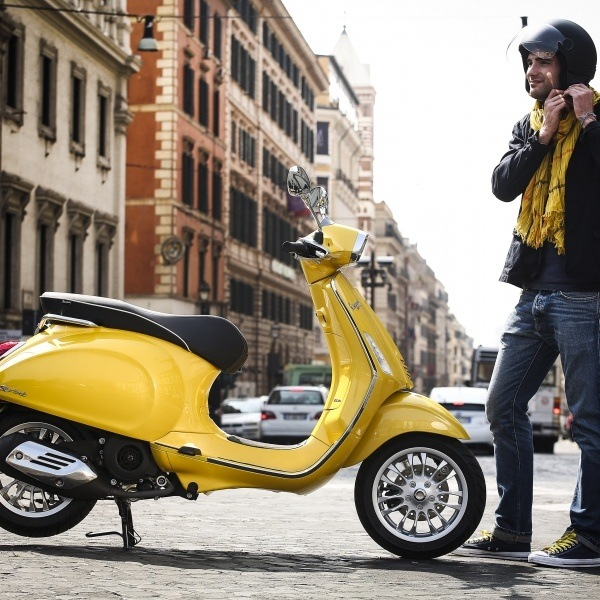 2015 Vespa Sprint 50 in Oakland, California