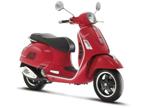 2016 Vespa GTS 300 i.e. Super ABS in Middleton, Wisconsin