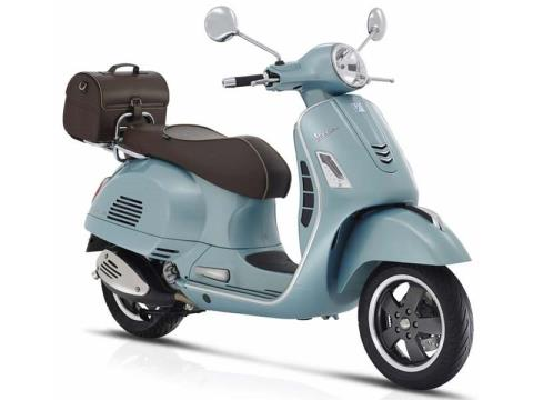 2016 Vespa GTS 300 Settantesimo in Middleton, Wisconsin
