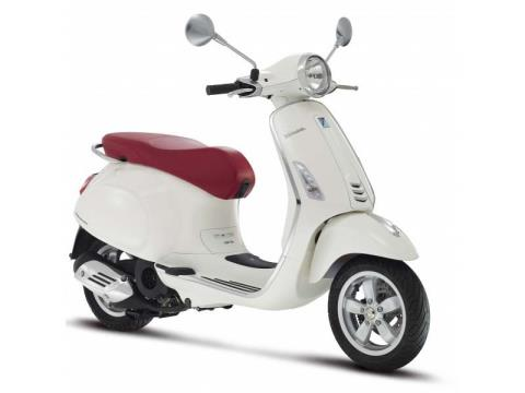 2016 Vespa Primavera 150 i.e. in Middleton, Wisconsin