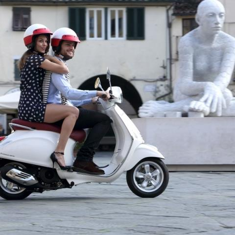 2016 Vespa Primavera 150 i.e. in Downers Grove, Illinois