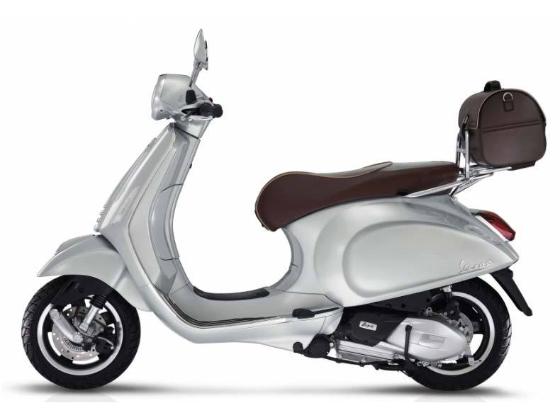 2016 Vespa Primavera 150 Settantesimo in Shelbyville, Indiana
