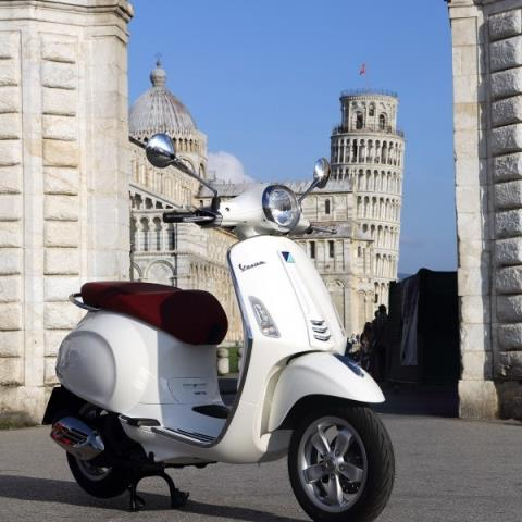 2016 Vespa Primavera 50 in Downers Grove, Illinois
