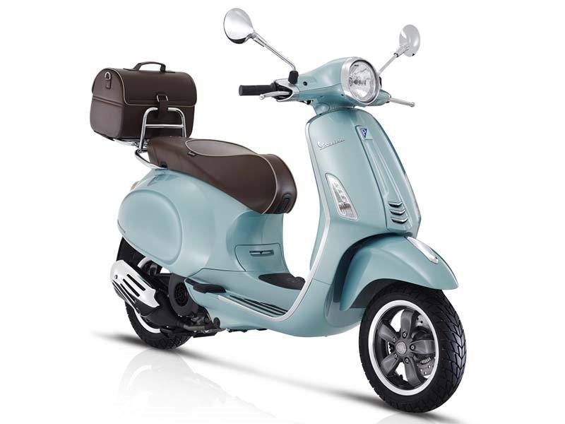 new 2016 vespa primavera 50 settantesimo scooters in tulsa ok stock number stocknumber. Black Bedroom Furniture Sets. Home Design Ideas