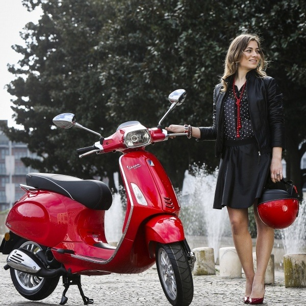 2016 Vespa Sprint 150 ABS in Shelbyville, Indiana
