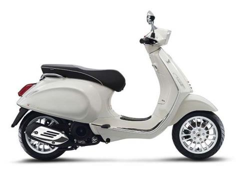 2016 Vespa Sprint 150 ABS in New Haven, Connecticut