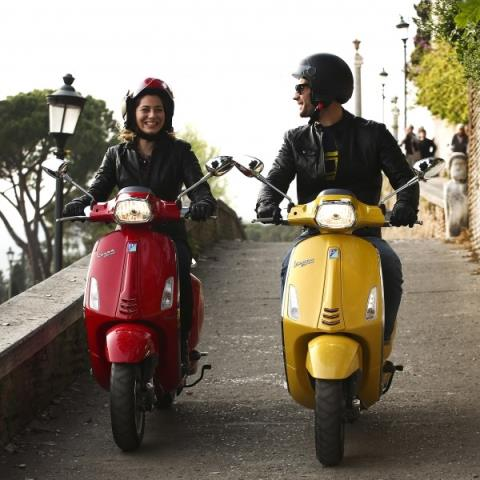 2016 Vespa Sprint 150 ABS in Oakland, California