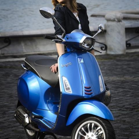 2016 Vespa Sprint 150 ABS in Marina Del Rey, California