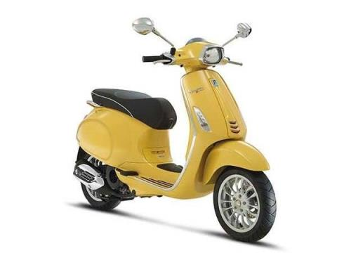 2016 Vespa Sprint 50 in Middleton, Wisconsin