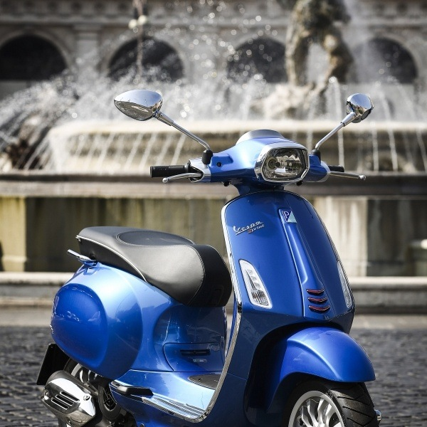 2016 Vespa Sprint 50 in Shelbyville, Indiana