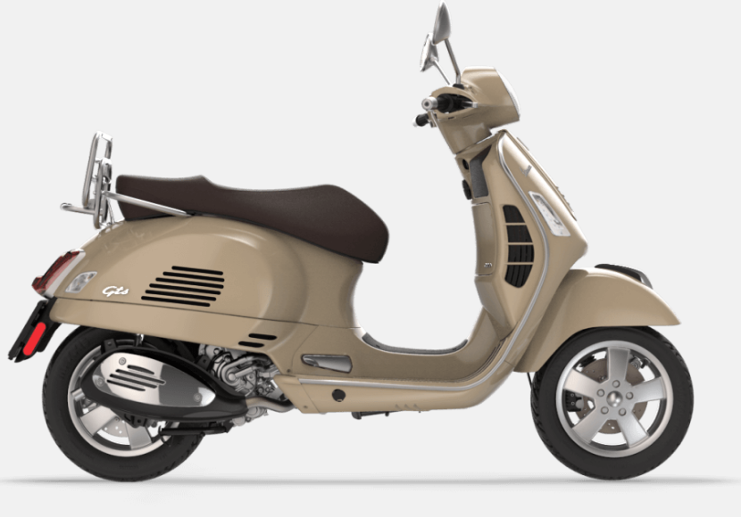 2017 Vespa GTS 300 ABS ASR in Oakland, California