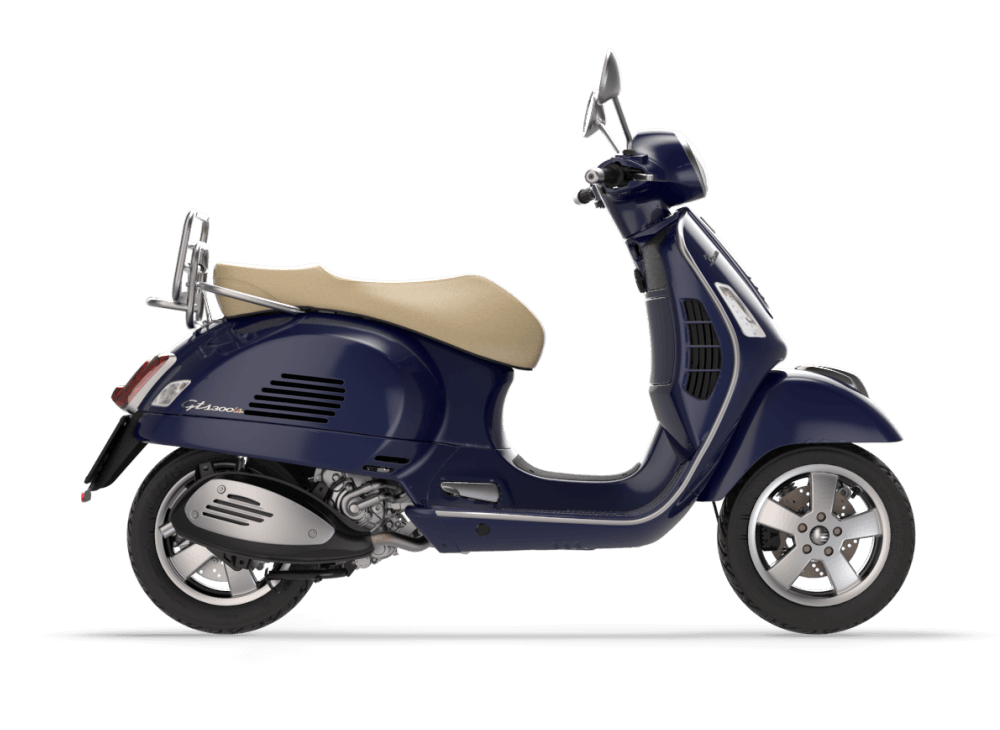 2017 Vespa GTS 300 ABS ASR in Marina Del Rey, California