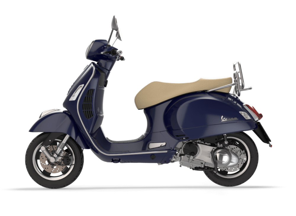 2017 Vespa GTS 300 ABS ASR in Saint Charles, Illinois