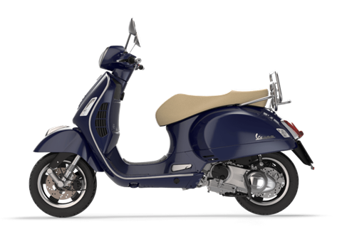 2017 Vespa GTS 300 ABS ASR in Columbus, Ohio